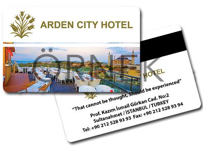 Otel & Tatil Köyü Kartları
