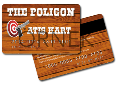 Müşteri Sadakat Kartları (gift kart )